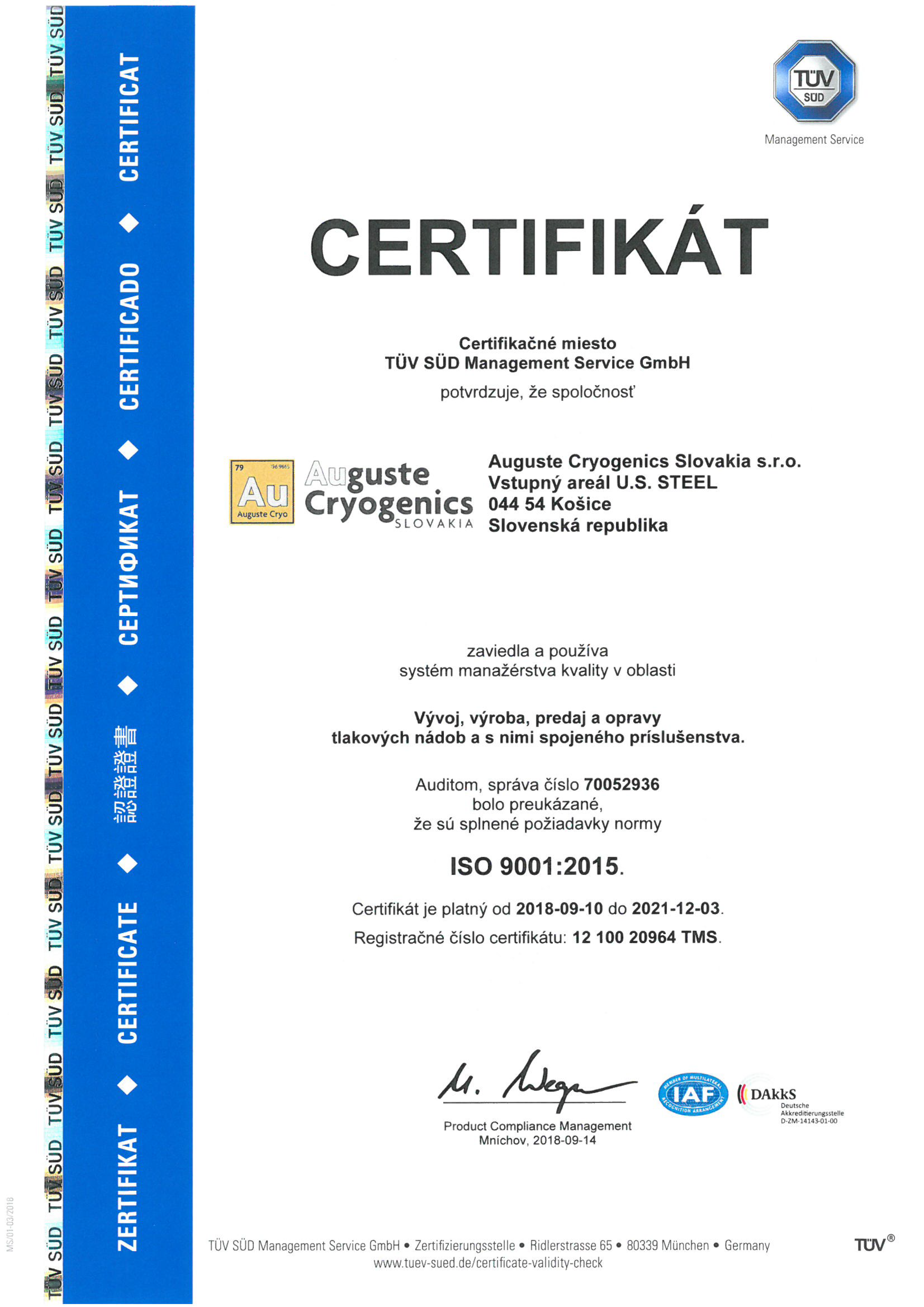 ACS ISO 9001-2015 Certificate_valid 2018-2021_Seite_1